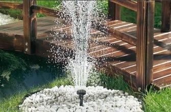 дачный фонтан