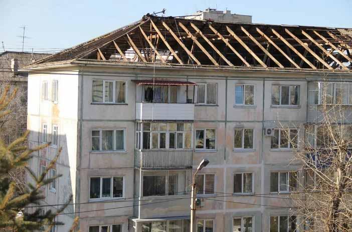 капитальный ремонт крыши пятиэтажного дома фото